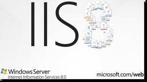 IIS Welcome page